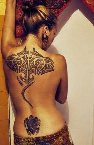 tatuajes de rayas de mar7