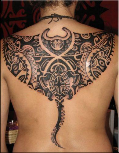 tatuajes de rayas de mar8