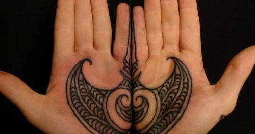 tatuajes de rayas de mar9