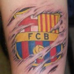 31 tatuajes del Fútbol Club Barcelona para hinchas culés