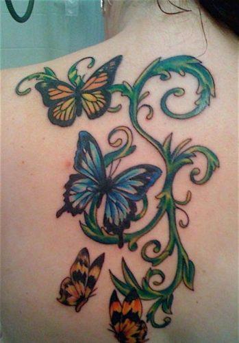 tatuajes de viñedos y de la vid15