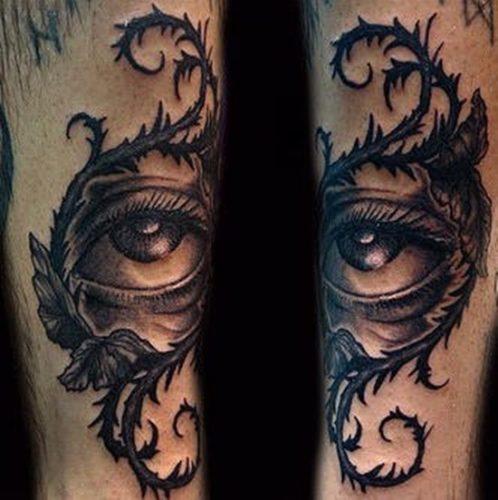 tatuajes de viñedos y de la vid6