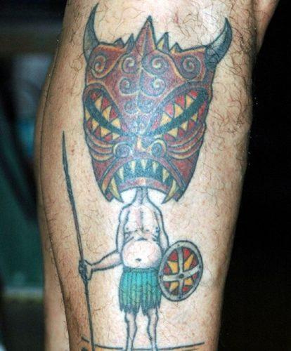 tatuajes hawaianos6