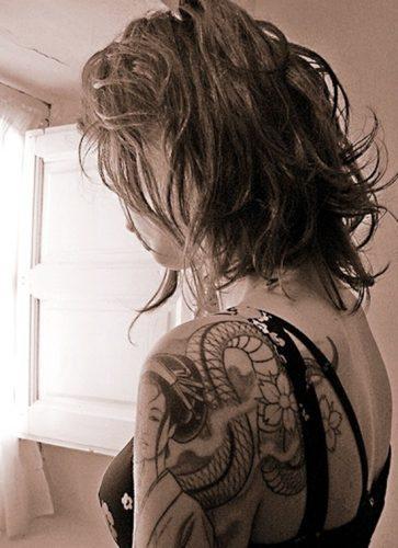 tatuajes de geishas12