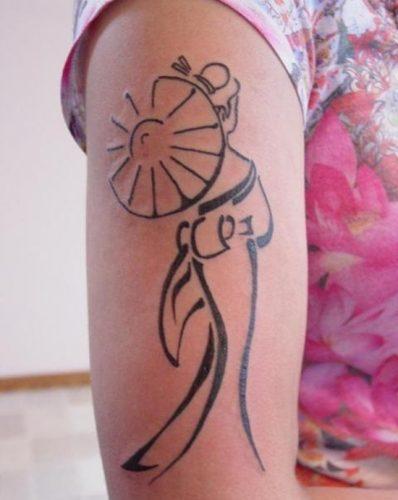 tatuajes de geishas18