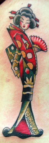 tatuajes de geishas24