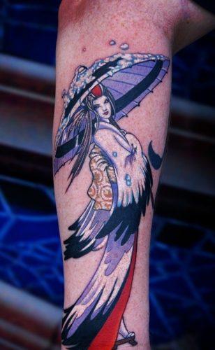 tatuajes de geishas3