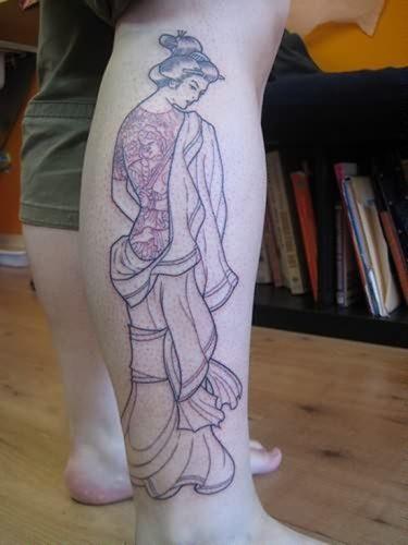 tatuajes de geishas6