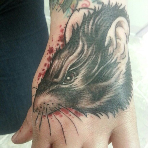 tatuajes de ratones y ratas28