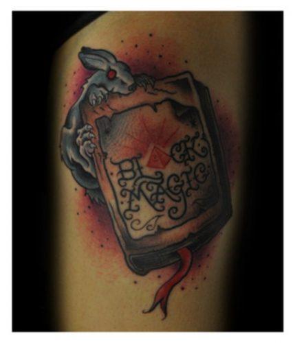 tatuajes de ratones y ratas6