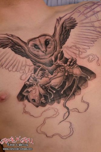 tatuajes de ratones y ratas8