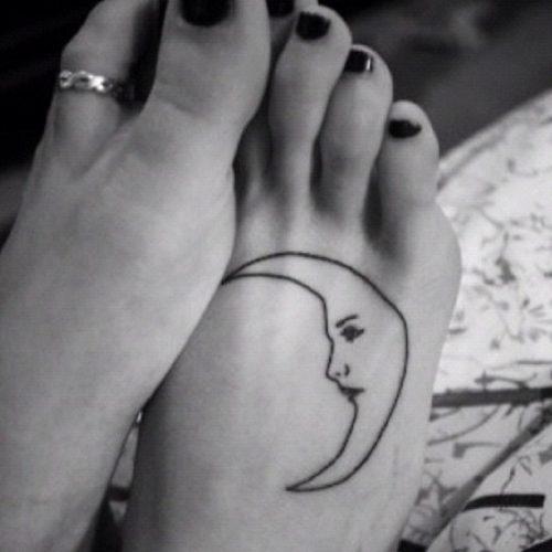 tatuajes para los pies1