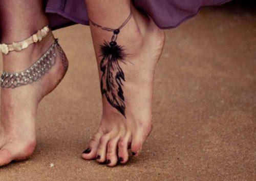 tatuajes para los pies10
