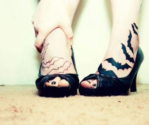 tatuajes para los pies11