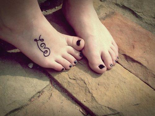tatuajes para los pies16