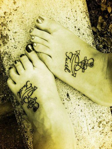 tatuajes para los pies27