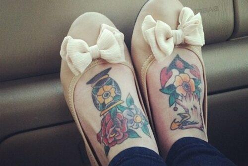 tatuajes para los pies29