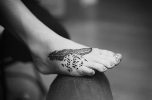 tatuajes para los pies30