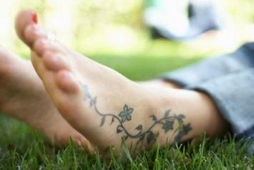 tatuajes para los pies34