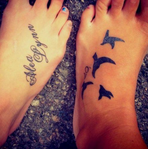 tatuajes para los pies40