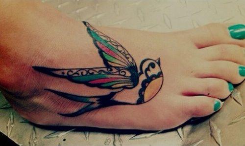 tatuajes para los pies8