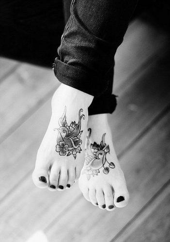 tatuajes para los pies9