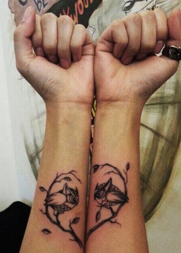 tatuajes de buhos13