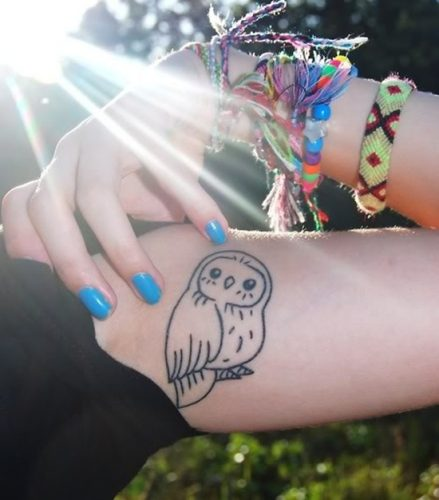 tatuajes de buhos29