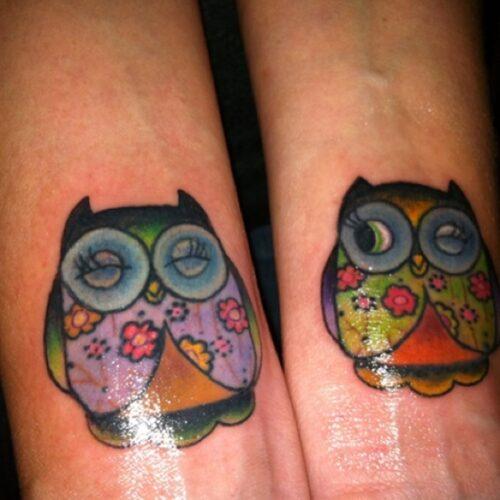 tatuajes de buhos38