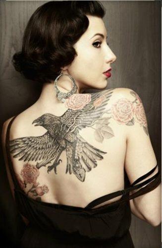 tatuajes de cuervos12