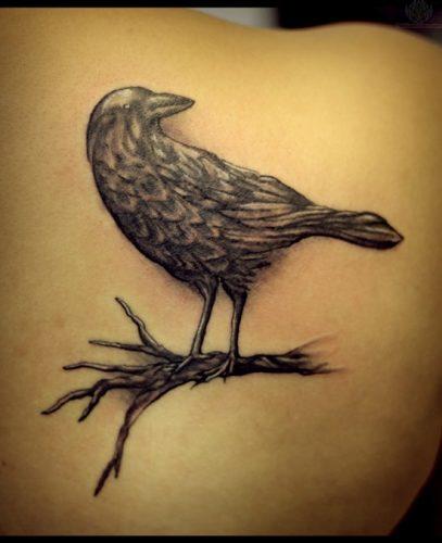 tatuajes de cuervos15