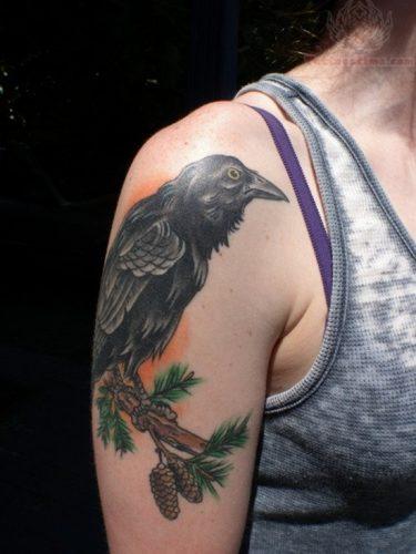 tatuajes de cuervos16