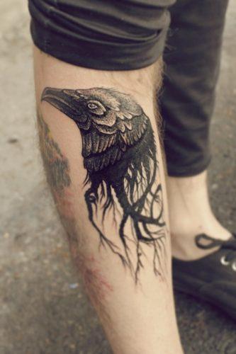 tatuajes de cuervos27