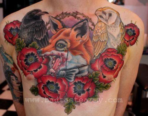 tatuajes de cuervos7