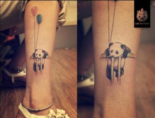 tatuajes de pandas1