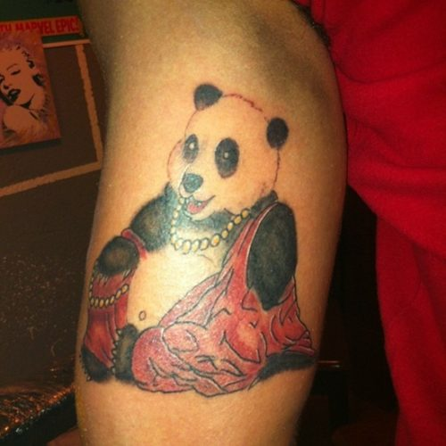 tatuajes de pandas14