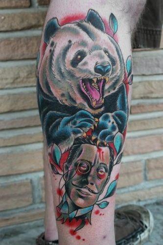 tatuajes de pandas16