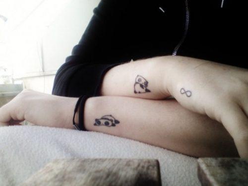 tatuajes de pandas19