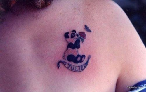 tatuajes de pandas5
