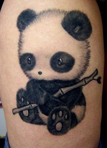 tatuajes de pandas6