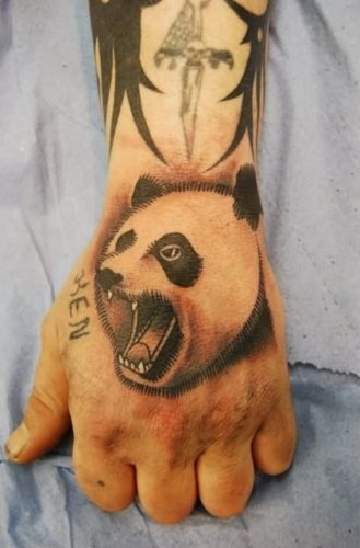 tatuajes de pandas8
