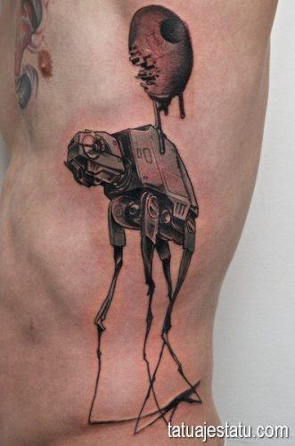 tatuajes salvador dali12
