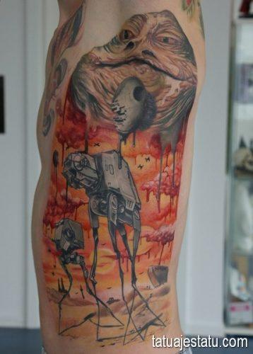 tatuajes salvador dali6