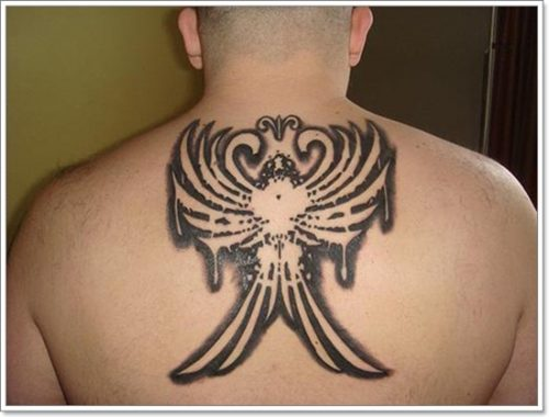 tatuajes de ave fenix13