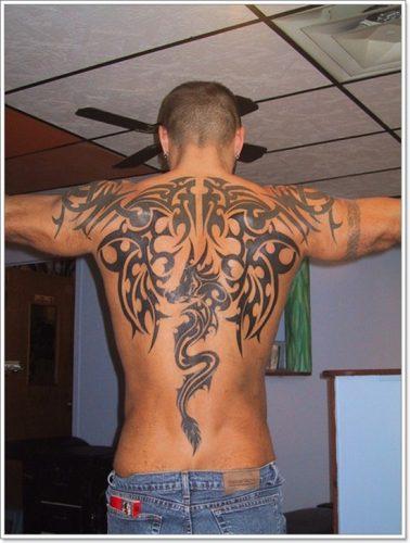 tatuajes de ave fenix19