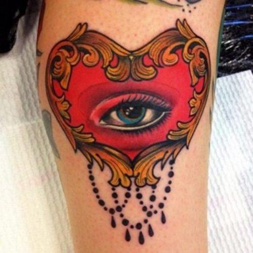tatuajes de ojos13