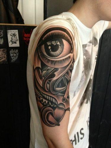 tatuajes de ojos26