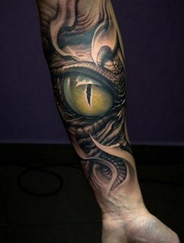 36 dise os incre bles de tatuajes de ojos - Tattoo disenos a color ...