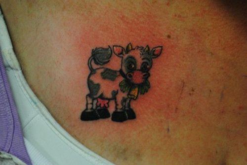tatuajes de vacas4