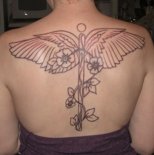tatuajes de medicina, médicos y enfermedades10